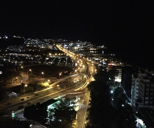 espana, lights, and night image