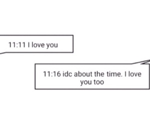 11:11, hope, and I Love You image