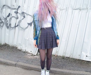 grunge, pink, and tumblr image