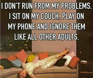 problem, quotes, and Adult image