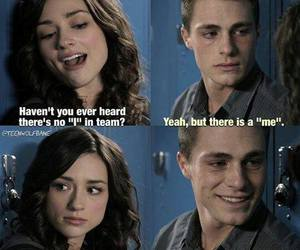 teen wolf, allison argent, and jackson whittemore image