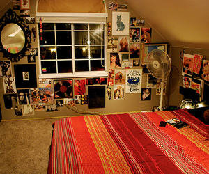 bedroom, ikea, and posters image