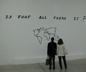 world, quotes, and art image