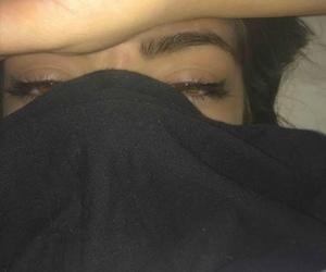 black, eyes, and grunge image