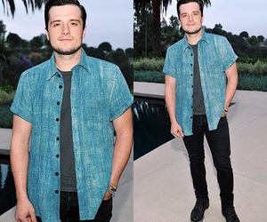 actor, Beverly Hills, and josh hutcherson image