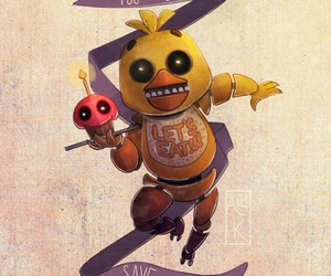 fnaf and chica image