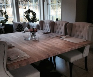 dining room, Dream, and home image