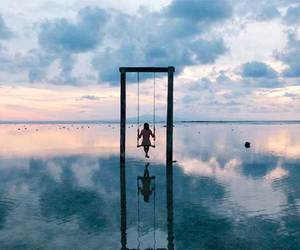 sky, photography, and sea image