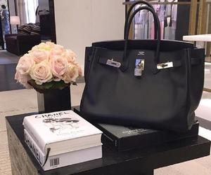 bag, hermes, and style image
