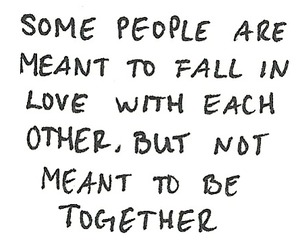love, quote, and together image