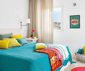 apartment, bedroom, and spain image