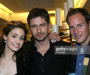 emmy rossum and patrick wilson image