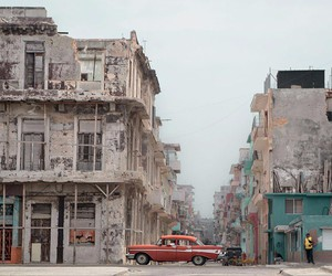 beautiful, car, and cuba image