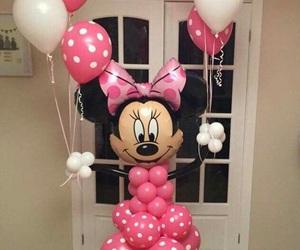 balloons, decor, and disney image