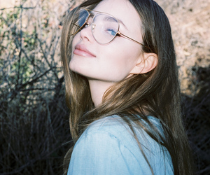 70s, blue, and kristine froseth image