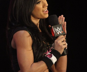 UFC, wwe, and aj+lee+ image