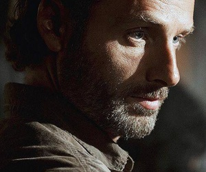 rick, the walking dead, and andrew lincoln image