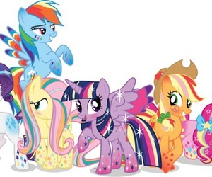 my little pony, MLP, and rarity image