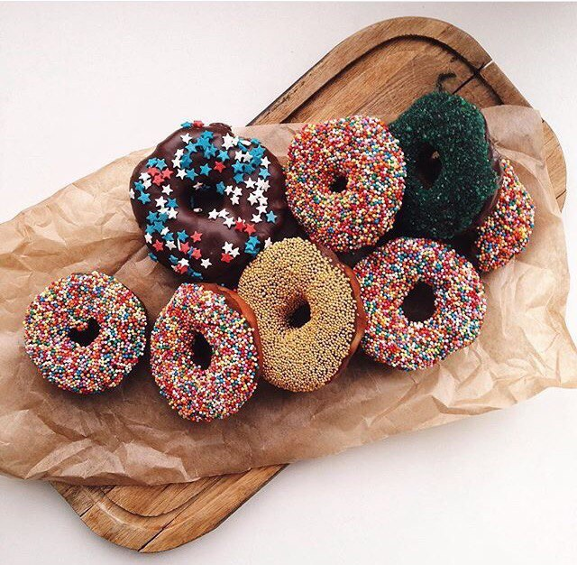 donuts and cute image