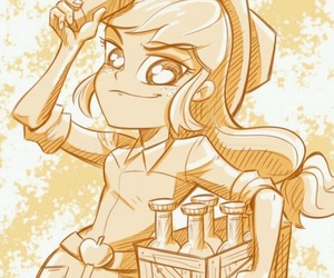 apple jack and equestria girls image
