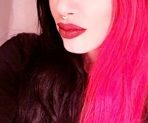 new years day, ashley costello, and ash costello image