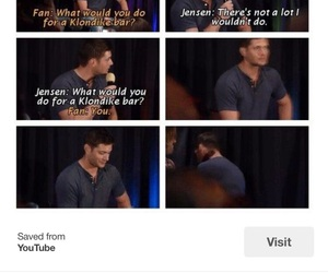 Jensen Ackles, spn, and supernatural image