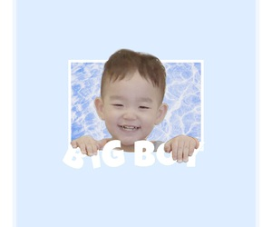 baby, stcherryblossom, and bigboy image