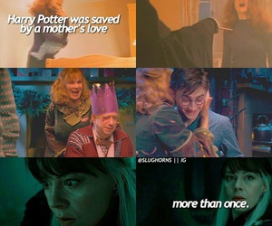 harry potter, mom, and lily potter image