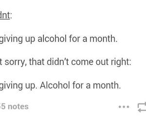alcohol, college, and funny image