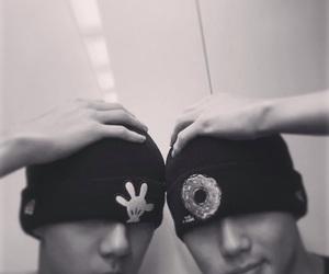 exo, sehun, and suho image