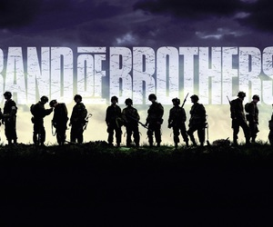 Band of Brothers, series, and tv image