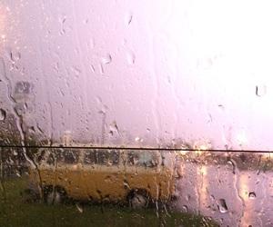 rain, grunge, and indie image