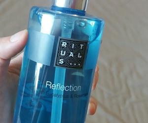 amazing, blue, and cosmetics image