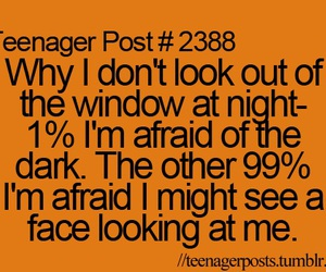 funny, teenager post, and dark image
