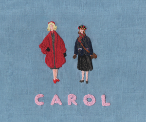 carol, cate blanchet, and rooney mara image