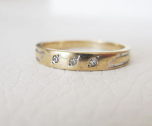 band, boho, and diamonds image