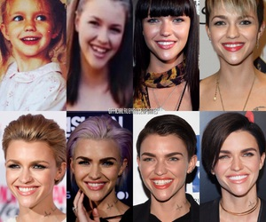 tb, transformation, and ruby rose image