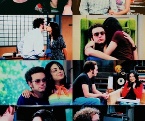 couple, hyde, and jackie image