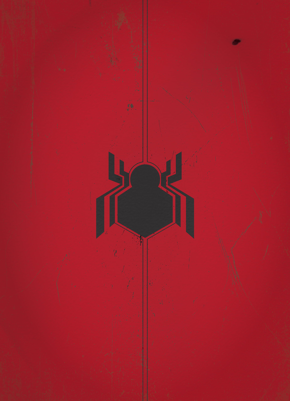 Spider Man Logo Wallpaper Shared By Tomás Muñoz Reyes