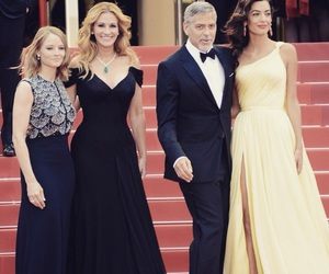 cannes and clooney image