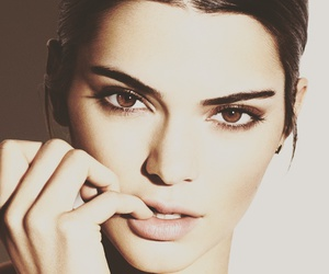kendall jenner, model, and beautiful image