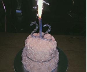 22, birthday, and cake image