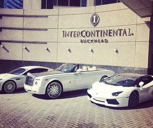 car, rich, and luxury image