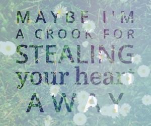 easel, love love love, and Lyrics image