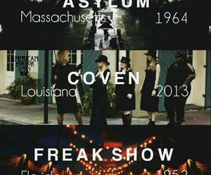 asylum, coven, and hotel image