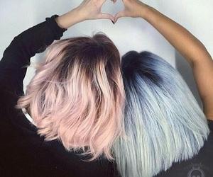 azul, pink, and pelo image