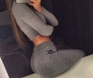 nike, body, and fitness image