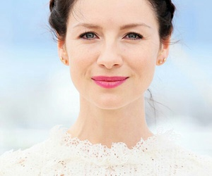 cannes, outlander, and caitriona balfe image