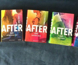 after, wattpad, and love image