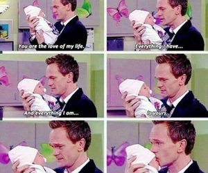 himym, how i met your mother, and barney image